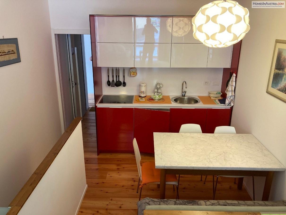Reichenau, Center, Apartment (REICHENAU) like new